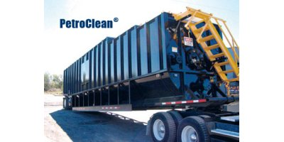 Model PetroClean 1200 - Portable Biotreatment System